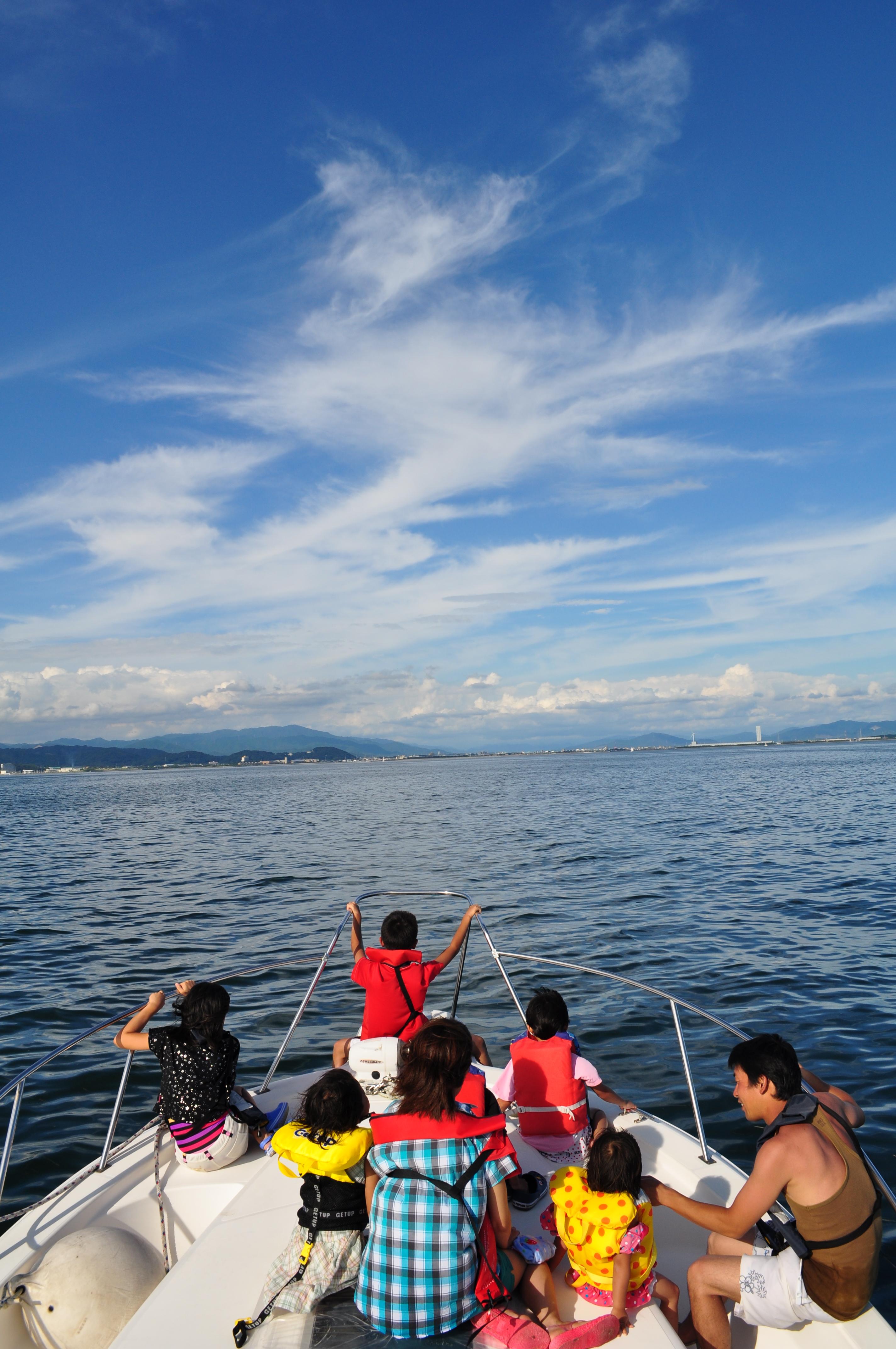 2級ボート免許「冬の特別割コース」のご紹介